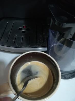 Krups + cafea Alvorada